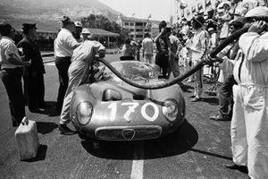 Andrea de Adamich, Jean Rolland, Autodelta SpA, Alfa Romeo T33