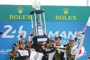 Les vainqueurs des 24 Heures du Mans