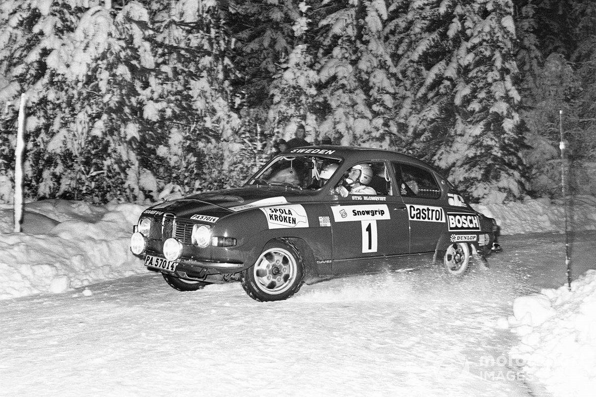 20. Rally de Suecia 1973: 70,90 km/h