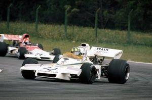 Wilson Fittipaldi, Brabham BT37, Niki Lauda, BRM P160C