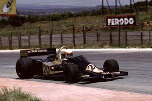 Jody Scheckter, Wolf WR1