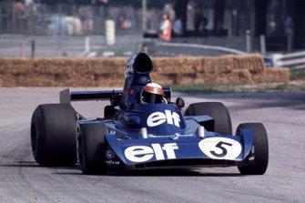 Jackie Stewart, Tyrrell 006 Ford