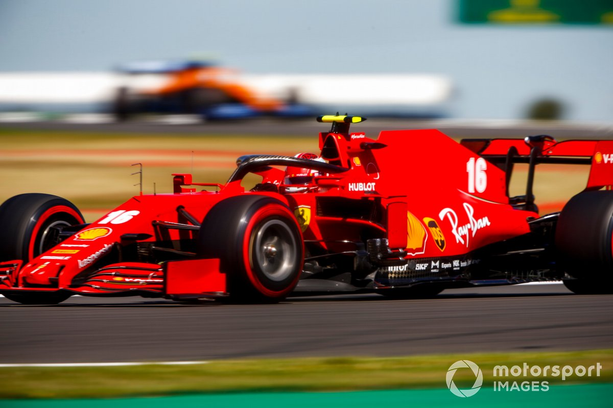 Charles Leclerc, Ferrari SF1000