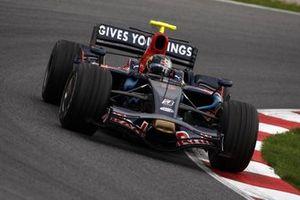 Sebastian Vettel, Toro Rosso STR02B