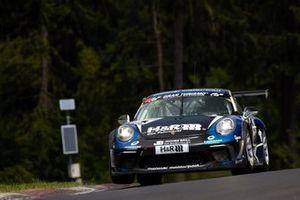 #62 Porsche 991 GT3 Cup: Marcel Hoppe, Moritz Kranz, Peter Terting