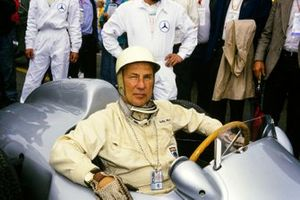 Stirling Moss, Mercedes