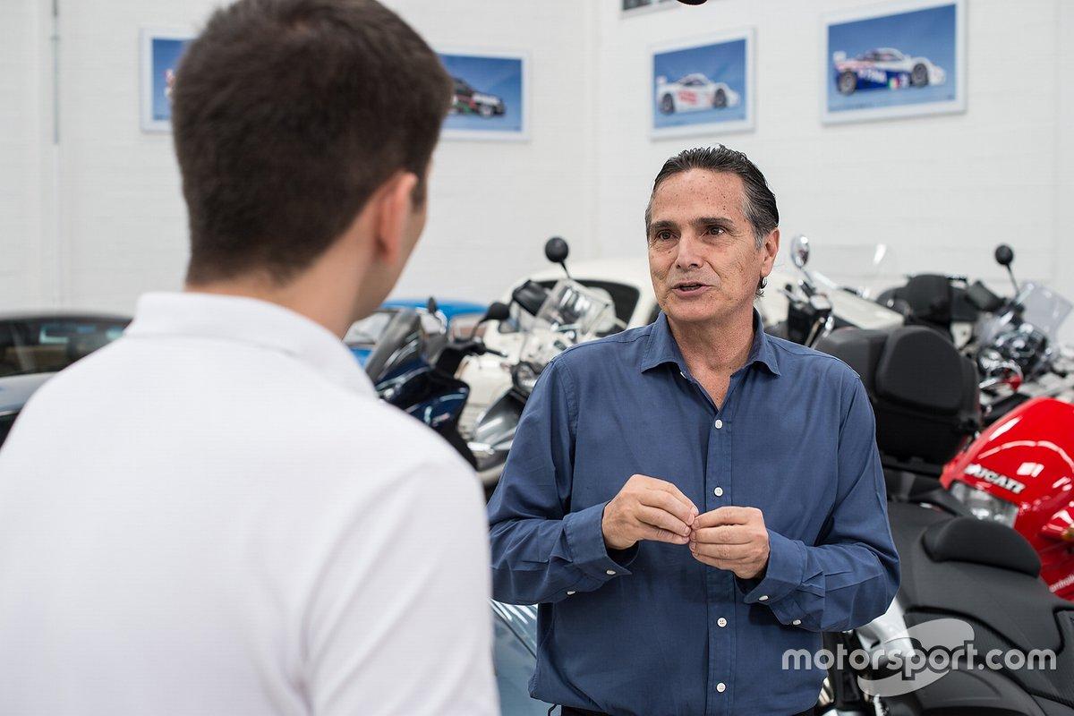 Tricampeão da F1, Nelson Piquet