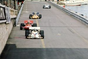 Pedro Rodriguez, BRM P160, Ronnie Peterson, March 711 Ford