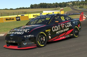Carl Cox, Tickford Racing