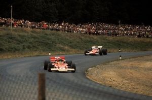 Йохен Риндт, Lotus 72C