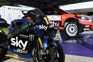 La moto di Luca Marini, Sky Racing Team VR46