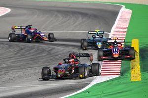 Enzo Fittipaldi, Hwa Racelab, David Beckman, Trident Motorsport And Jake Hughes, Hwa Racelab