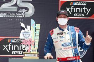 Race Winner Chase Briscoe, Stewart-Haas Racing, Ford