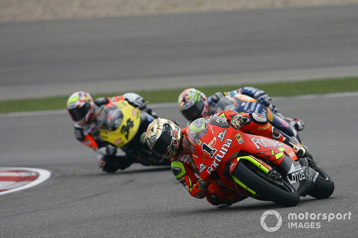 #3 250cc - GP de Chine 2007