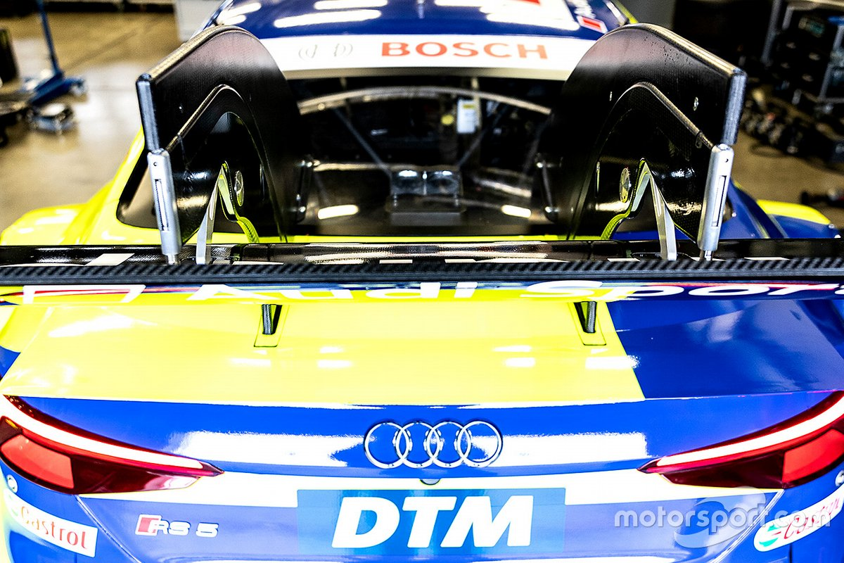 Auto di Mike Rockenfeller, Audi Sport Team Phoenix, Audi RS 5 DTM