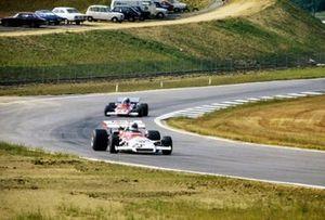 Howden Ganley, BRM P160B, Jacky Ickx, Ferrari 312B2