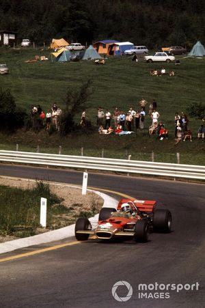 Jochen Rindt, Lotus 49C