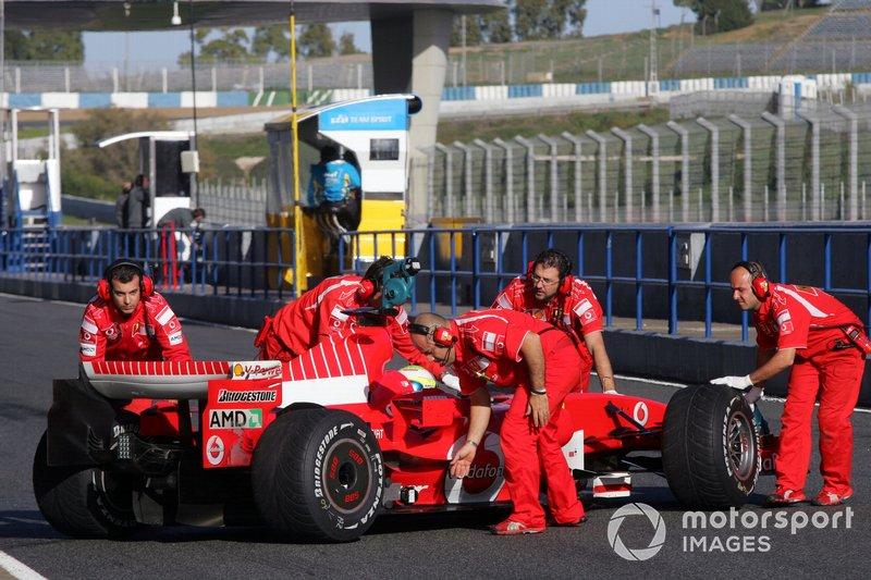Felipe Massa, Ferrari 248