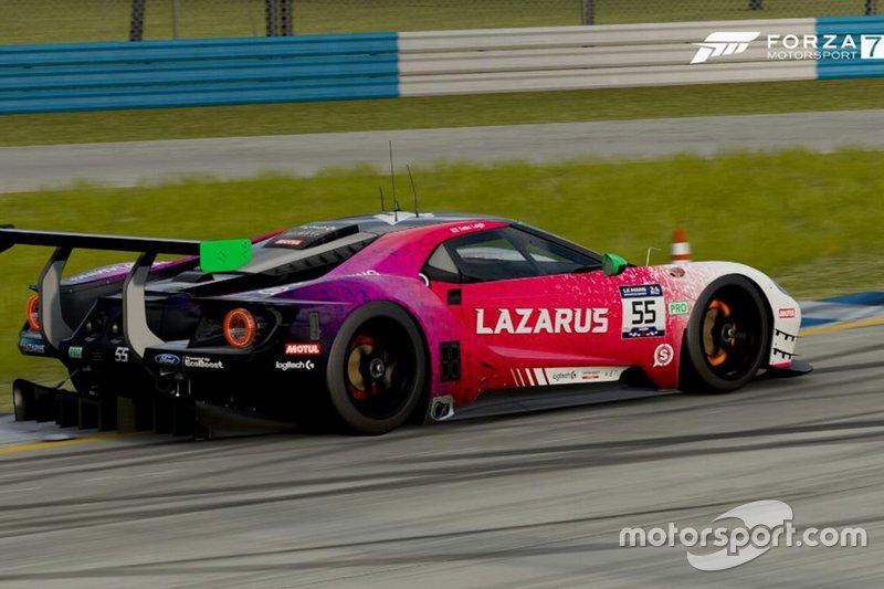 Le Mans Esports Series 'Pro' calificación individual 6 (competición de vueltas rápidas)