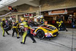 #50 Larbre Competition Corvette C7.R: Ricky Taylor, Lars Viljoen, Pierre Ragues