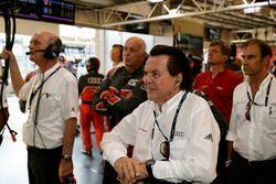 Райнхольд Йост, глава Audi Sport Team Joest