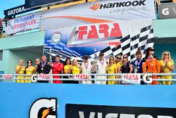 FARA Race of Champions MP2A podium