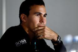 Pressekonferenz: Robert Wickens, Mercedes-AMG Team HWA, Mercedes-AMG C63 DTM