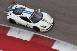 #47 Ferrari of Houston, Ferrari 458: Darren Crystal