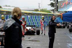 Maximilian Günther, Prema Powerteam Dallara F312 – Mercedes-Benz, Nick Cassidy, Prema Powerteam Dall