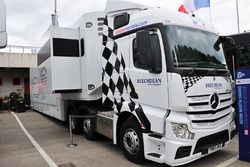 Beechdean Motorsport tırı