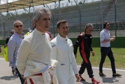 Paolo Barilla e Gianni Morbidelli