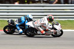 Francesco Bagnaia, Aspar Team Mahindra and Romano Fenati, Sky Racing Team VR46