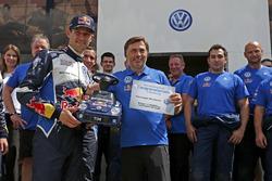 Себастьян Ож'є, Volkswagen Polo WRC, Volkswagen Motorsport та Йост Капіто, директор Volkswagen Motor