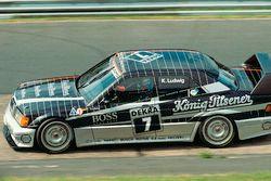 Klaus Ludwig, Mercedes 190 E 2.5-16 Evolution II