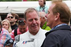 Martin Brundle en Jonathan Palmer