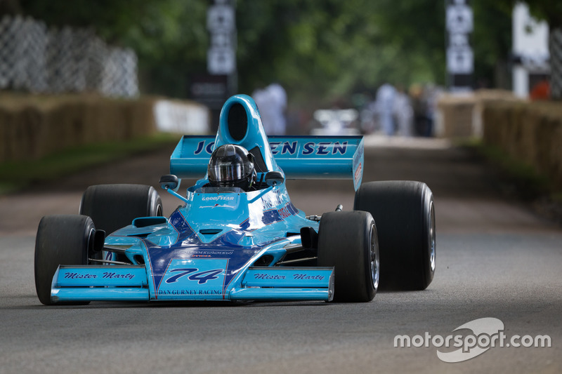 ... Eagle Chevrolet 755 Rob Hall At Goodwood Festival Of Speed