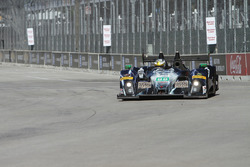 #88 Starworks Motorsport ORECA FLM09: Mark Kvamme, Ashley Freiberg