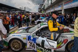 #350 Prosport-Performance, Porsche Cayman GT4 CS: Charles Putman, Charles Espenlaub, Nico Verdonck,