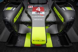 #4 ByKolles Racing CLM P1/01 front nose aerodynamic
