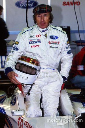 Jackie Stewart, Stewart Grand Prix Ford SF-1