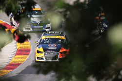 #75 Compass360 Racing Audi S3: Roy Block, Jayson Clunie