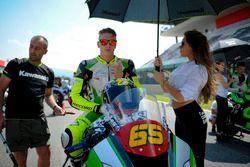 Michael Canducci, Team Green Speed Kawasaki
