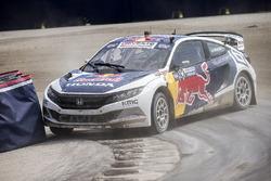Sebastian Eriksson, Honda