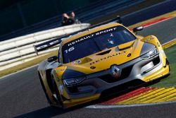 #16 Team Duqueine Renault RS01: Роберт Кубица, Кристоф Хэмон