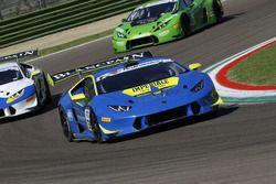 #135 Lamborghini Huracan S.GTCup, Imperiale Racing: Palma-Lima