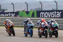 Enea Bastianini, Gresini Racing Team Moto3, Fabio Spiranelli, CIP-Unicorn Starker