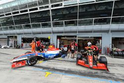 Louis Deletraz, Fortec Motorsports, Pietro Fittipaldi, Fortec Motorsports