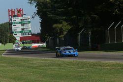 #131 Lamborghini Huracan-S.GtCup, Ímperiale Racing: Simone Pellegrinelli