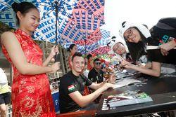Ficza Ferenc, Honda Team Zengo, Honda Civic WTCC