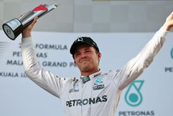 Podium: 3. Nico Rosberg, Mercedes AMG F1